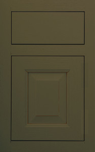 Inset Cabinet Door 2 - Wellborn
