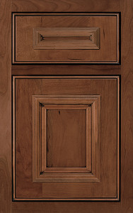 Wellborn Inset cabinet door